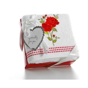 Osuška v darčekovom balení Cortek V2, 50x90 cm