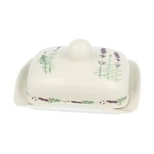 Porcelánová nádoba na maslo Lavender