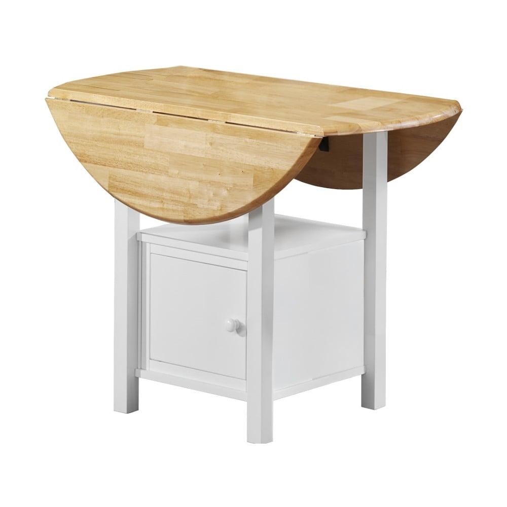 Rozkladací stôl Støraa Molly, priemer 99 cm