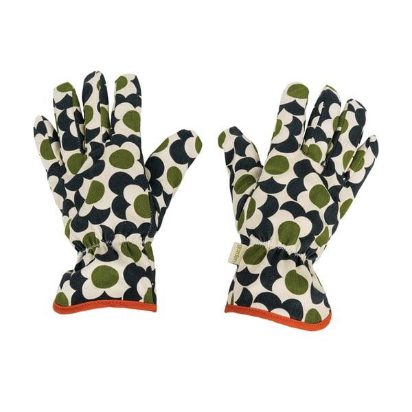 Záhradnícke rukavice Orla Kiely Green Life