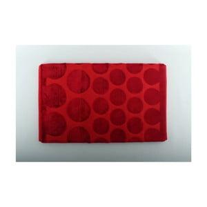 Červená kúpeľňová predložka U. S. Polo Assn. Orem, 60 x 100 cm