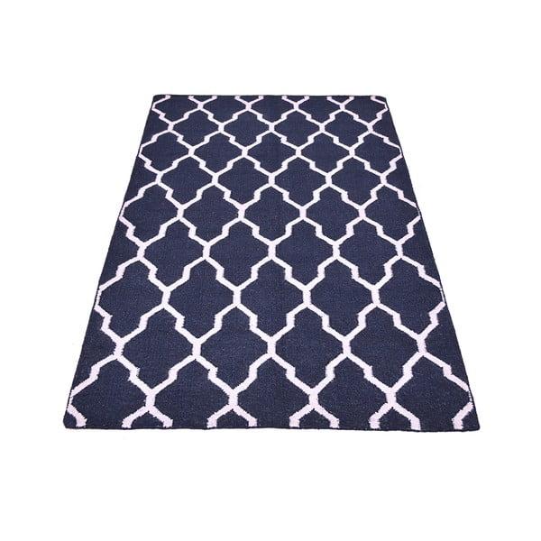 Vlnený koberec Kilim no. 030, 120x180 cm