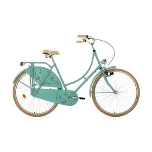 """Bicykel Tussaud Matt Green Singlespeed 28"""", výška rámu 54 cm"""