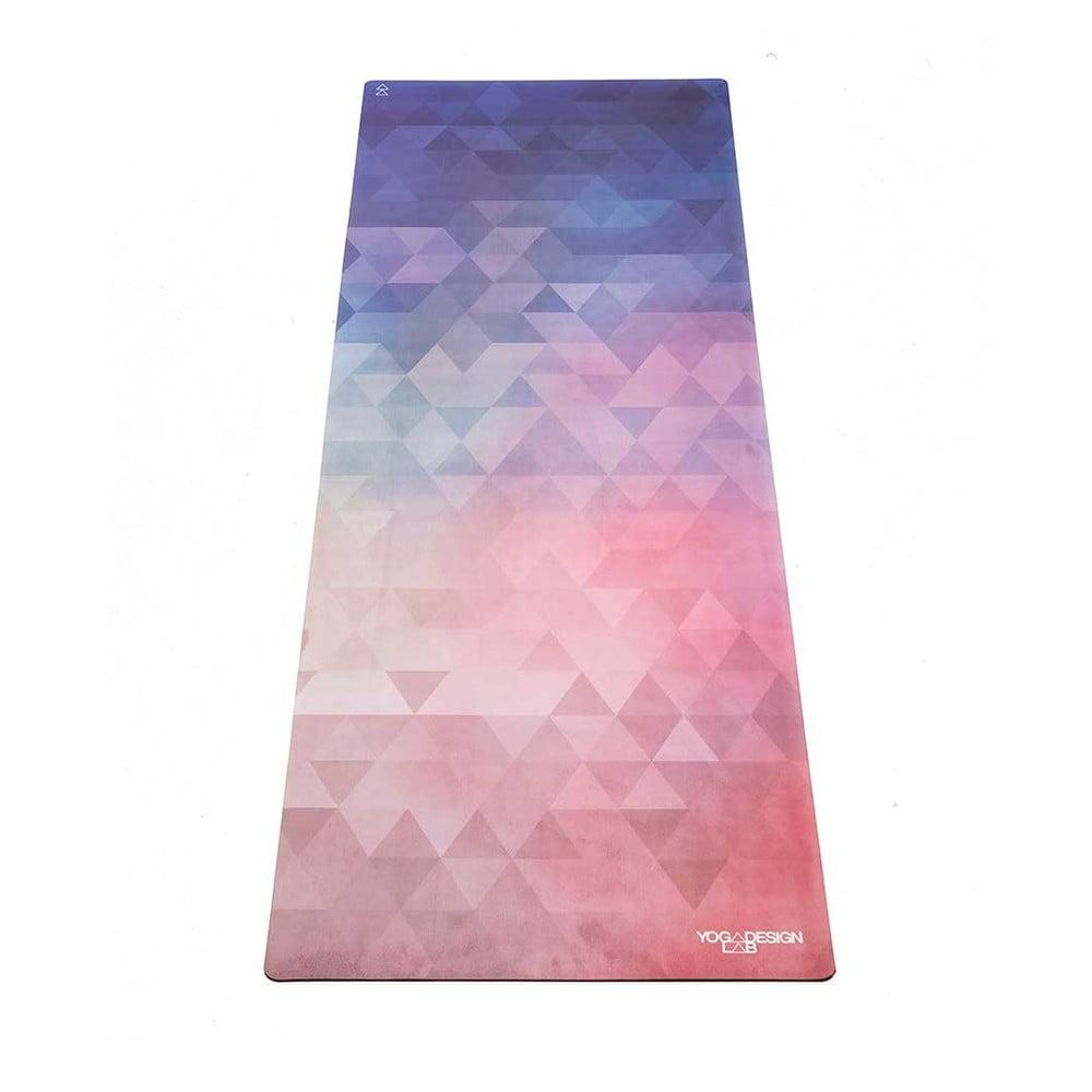 Podložka na jogu Yoga Design Lab Combo Tribeca Love