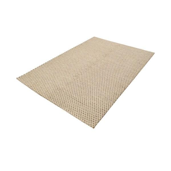Vlnený koberec Kilim dizajn 34, 60x90 cm