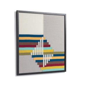 Obraz v ráme La Forma Amary, 45 × 45 cm