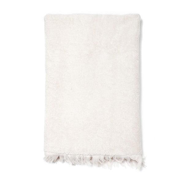 Set 8 krémových bavlnených uterákov aosušiek Casa Di Bassi Bath