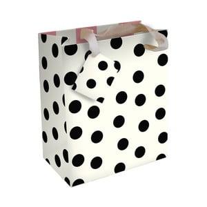 Darčeková taška Caroline Gardner Black Dot