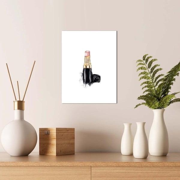 Obraz Onno Lipstick, 30 × 40 cm