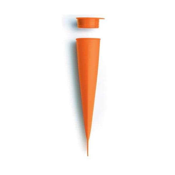 Forma na domáci nanuk Lékué, oranžová
