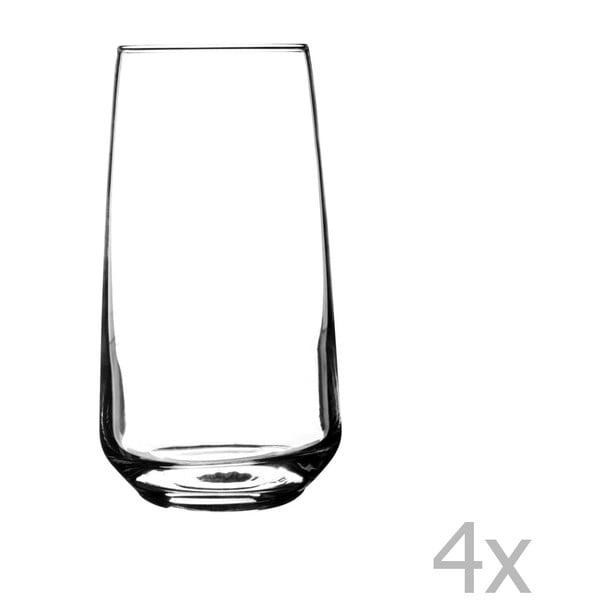 Sada 4 pohárov Nova Hiballs, 380 ml