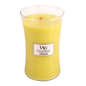 Vonná sviečka WoodWick Citrónová tráva, 130 hodín