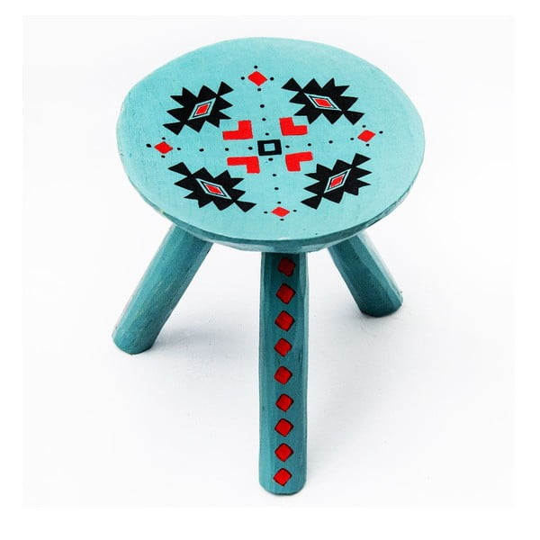 Sada 2 ručne maľovaných stoličiek Sadova