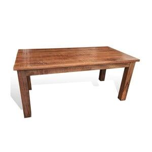 Jedálenský stôl z mangového masivu SOB, 180 x 90 cm