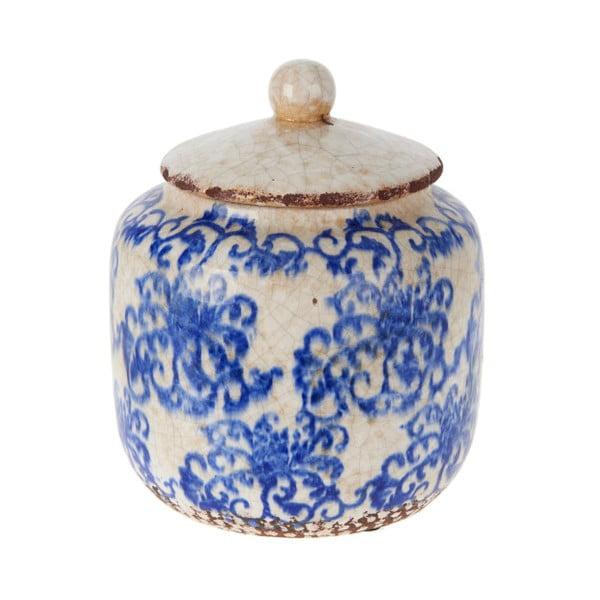 Keramická váza InArt Flowers, stredná