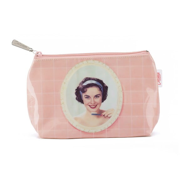 Malá kozmetická taška Toothbrush Girl