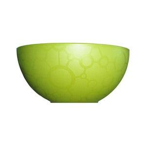 Zelená miska ForMe, Ø14cm