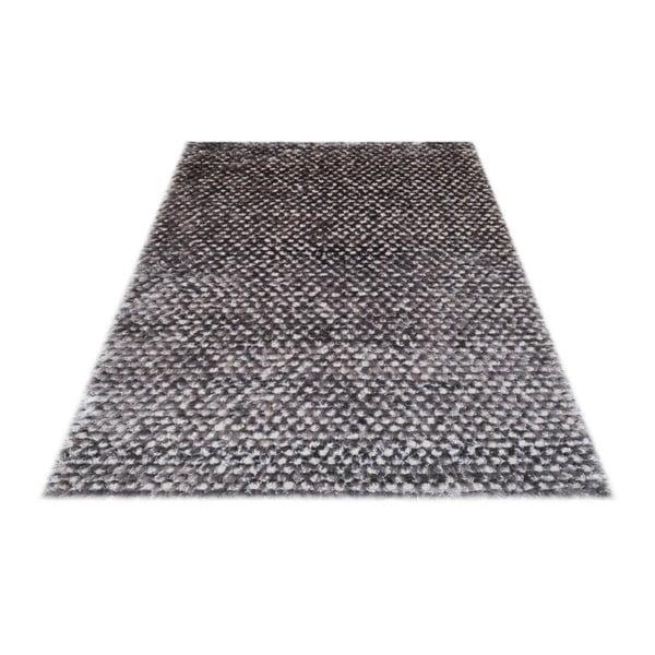 Ručne tkaný koberec Bakero Desert Graphite, 160 x 230 cm