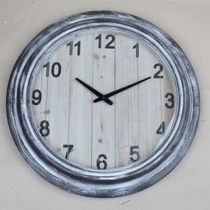 Drevené nástenné hodiny Dakls, ø 55 cm