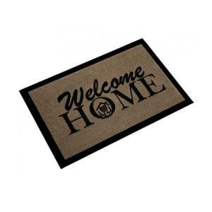 Rohožka Welcome Hooome, 40x50 cm