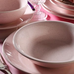 24-dielna sada porcelánového riadu Kutahya Burrtona