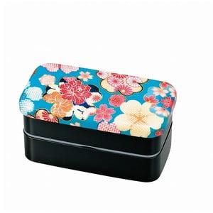 Desiatový box Sakura Blue, 500 ml