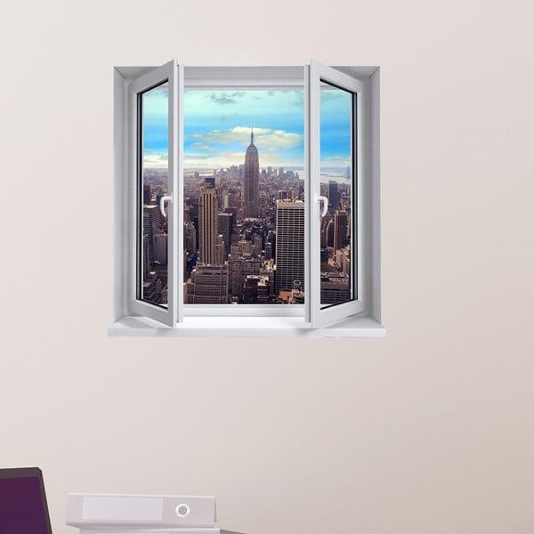 Samolepka NY Window
