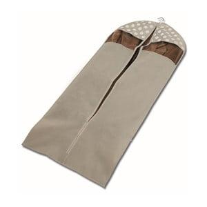 Béžový vak na oblečenie Cosatto Jolie, 137cm