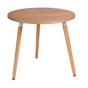 Stôl D2 Copine, 80 cm, prírodný