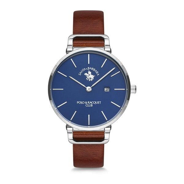 Dámske hodinky s koženým remienkom Santa Barbara Polo & Racquet Club Sandra