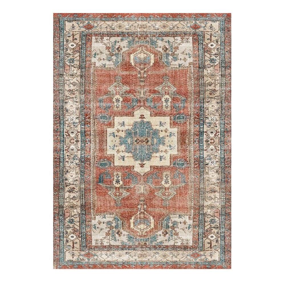 Koberec Floorita Afghan, 80 x 150 cm