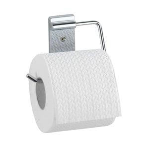 Nástenný držiak na toaletný papier Wenko Basic