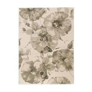 Sivo-béžový koberec Universal Opus Gris, 140x200cm