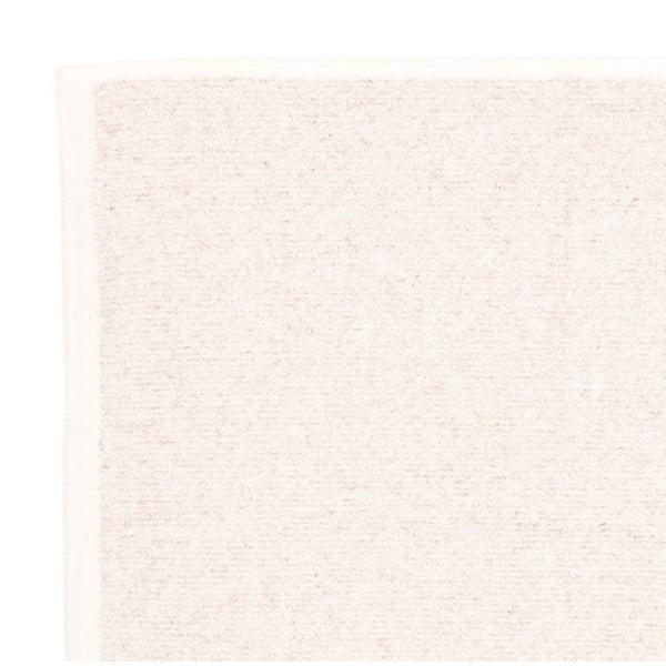Sada 2 krémových froté uterákov Casa Di Bassi Stripe, 50x90 cm