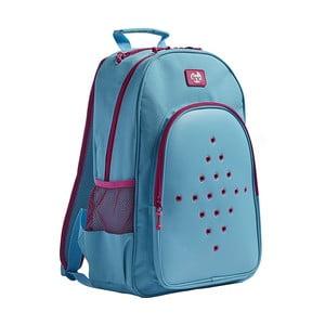 Modrý školský batoh TINC Buds