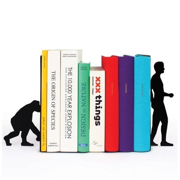 Zarážky na knihy Evoluce