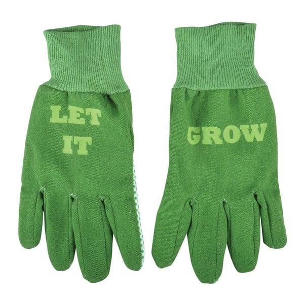 2 páry rukavíc s potlačou Esschert Design