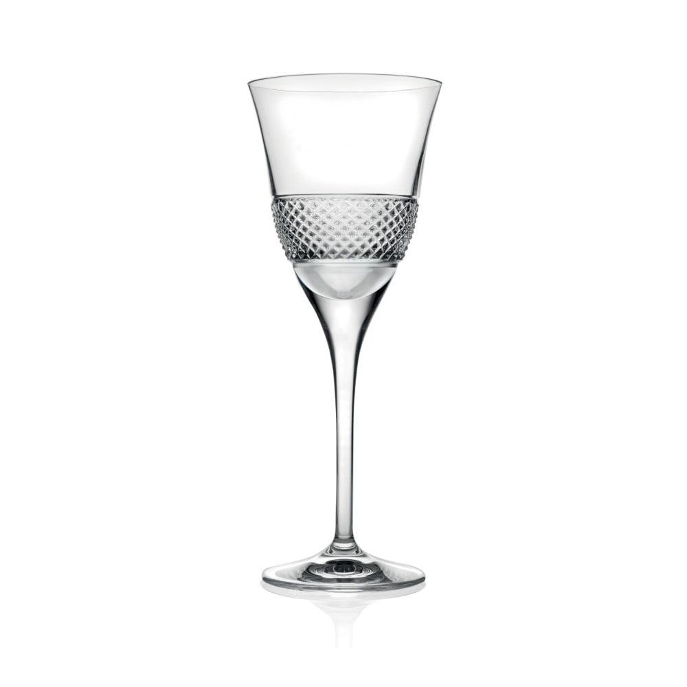 Sada 2 pohárov na víno RCR Cristalleria Italiana Giacomo