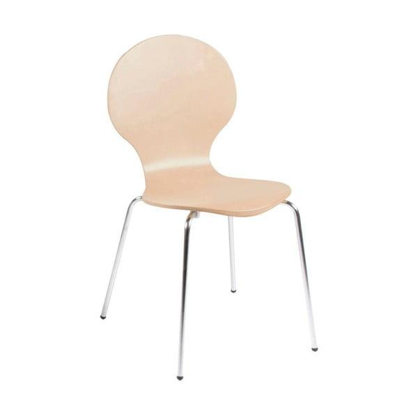 Svetlohnedá jedálenská stolička Actona Marcus