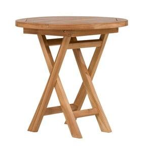 Príručný stolík z teakového dreva SOB Garden