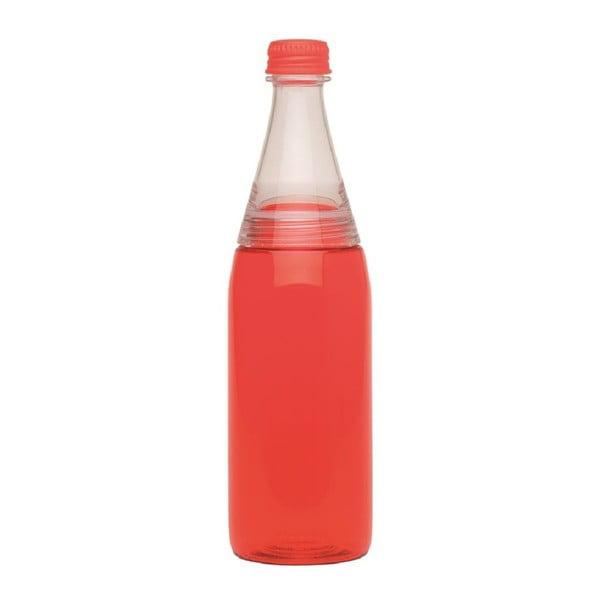 Fľaša Bistro To-Go 700 ml, červená