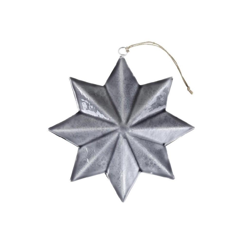 Kovová vianočná dekorácia A Simple Mess Ida