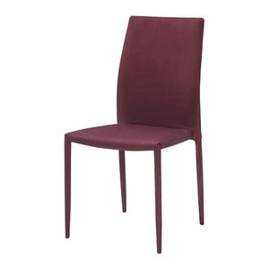 Jedálenská stolička Dani, rubínová