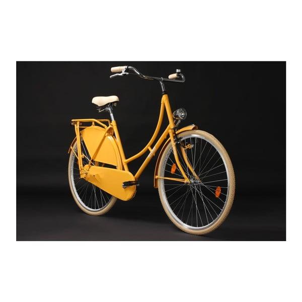 """Bicykel Taussaud Gelb Singlespeed 28"""", výška rámu 54 cm"""