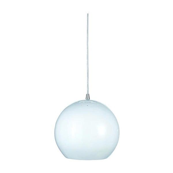 Stropné svetlo Elba White, 28 cm