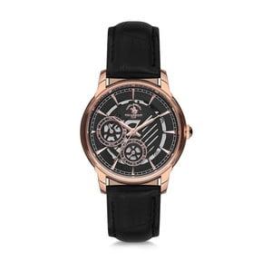 Dámske hodinky s koženým remienkom Santa Barbara Polo & Racquet Club Posh