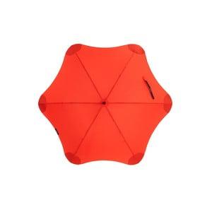 Vysoko odolný dáždnik Blunt XS_Metro 95 cm, červený