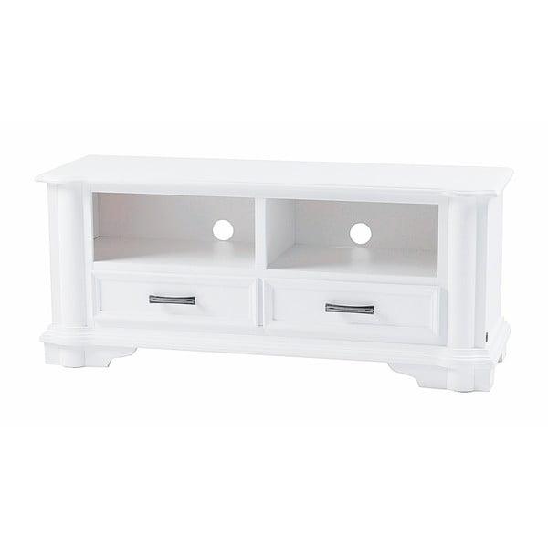 biely tv stol k folke amadeus d ka 125 cm bonami. Black Bedroom Furniture Sets. Home Design Ideas