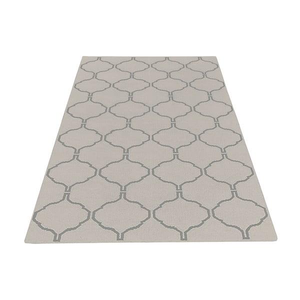 Vlnený koberec Kilim Daniela, 140x200 cm