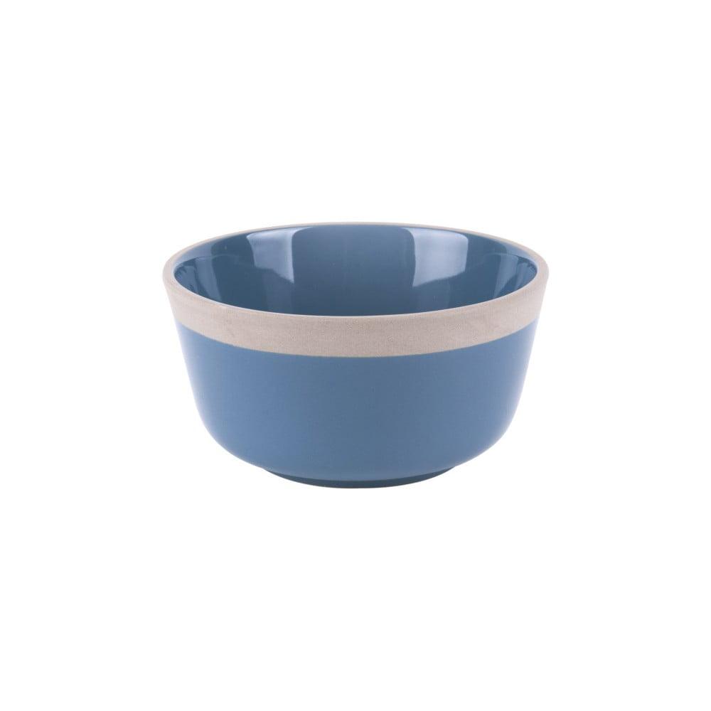 Modrá terakotová miska PT LIVING Brisk, ⌀ 13,5 cm